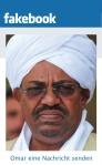 """Satirischer """"Facebook-Account"""" von al-Bashir, GfbV"""
