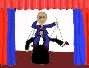 Umstrittene Praktiken der russischen Führung