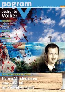 Pogrom - Syrien