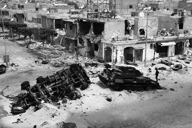 Libyen: Misrata und Tawergha, zwei Städte,unversöhnt