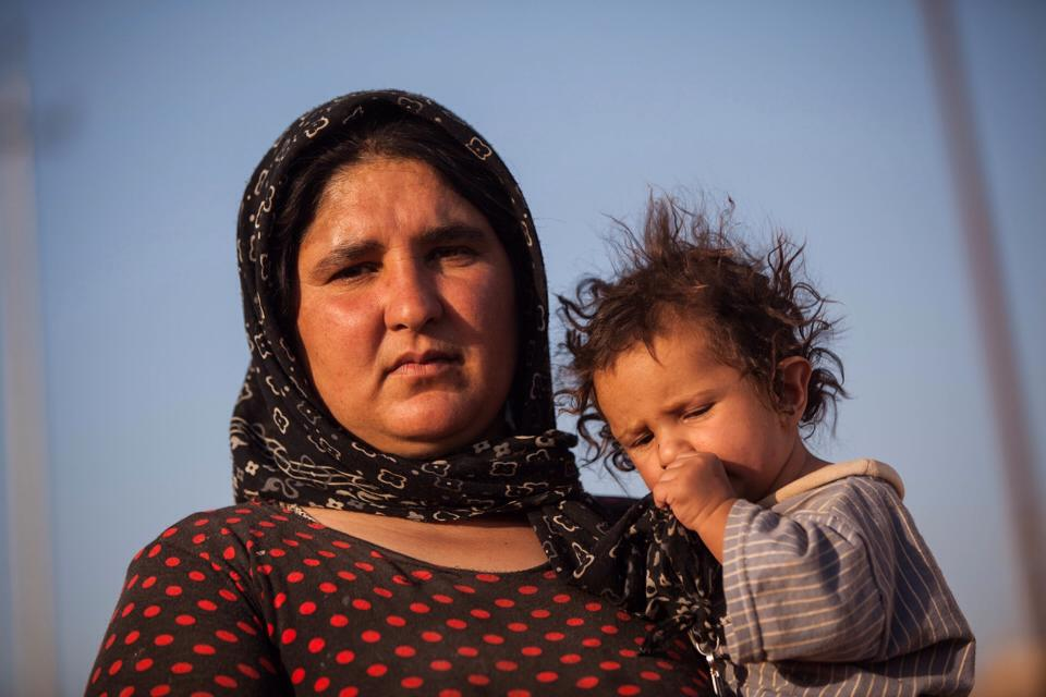 IS entführt und versklavt zahlreiche Mädchen undFrauen