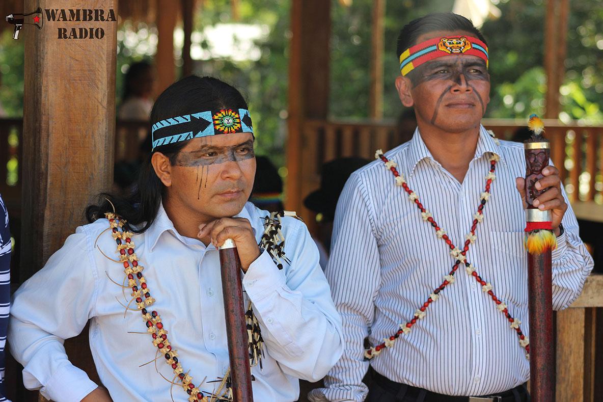 Politischer Zynismus in Ecuador: Während sich die Regierung bei Indigenen in Sarayaku entschuldigt, wiederholt sich die Geschichte in anderen Teilen desLandes