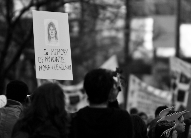 Michael Thibault (flickr) - Women's Memorial March X