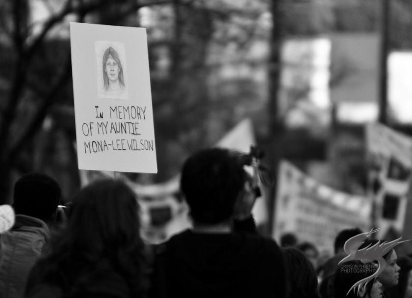Michael Thibault (flickr) - Women's Memorial March X