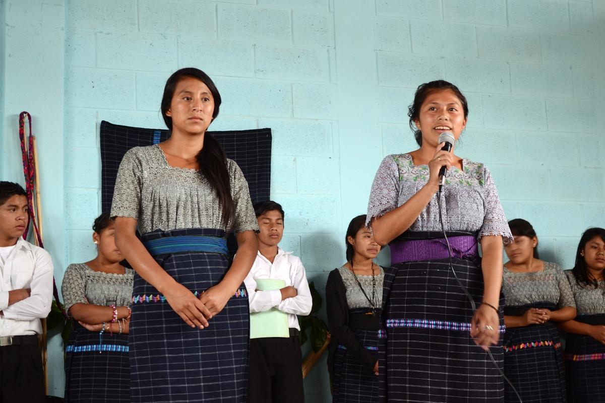 Einsatz für die Menschenrechte: Ein Interview mit der GfbV-Koordinatorin fürGuatemala