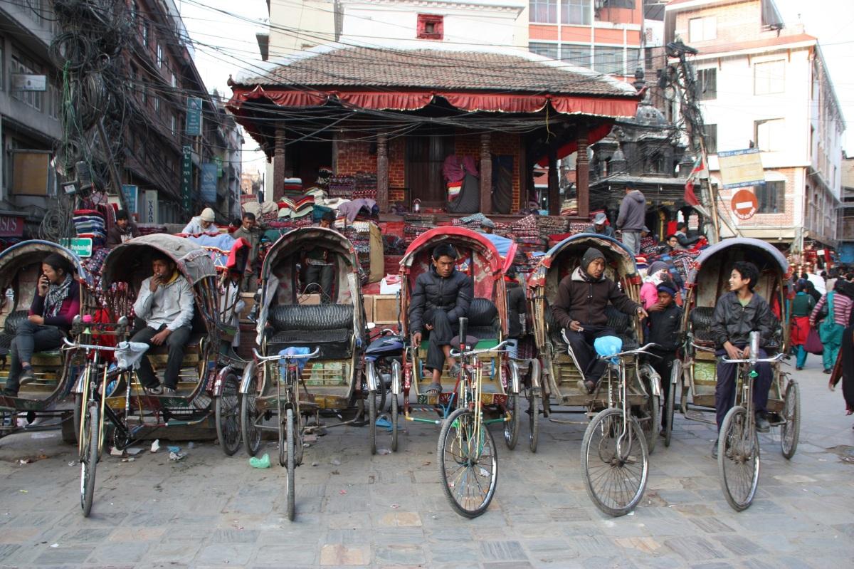 Vom Dach der Welt und tibetischen Flüchtlingen: Ein Urlaub inNepal