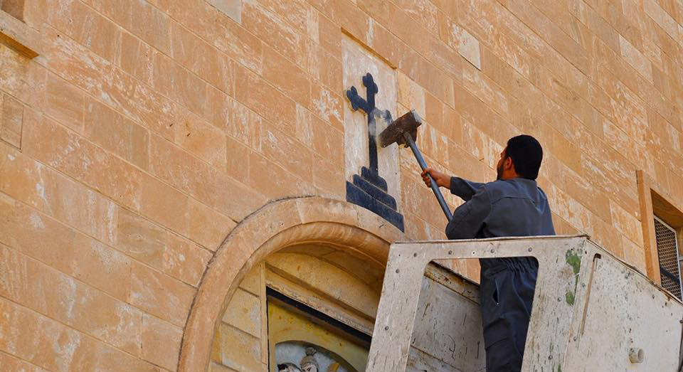 Ein Land kommt nicht zur Ruhe: Die Verfolgung assyrischer Christen inSyrien