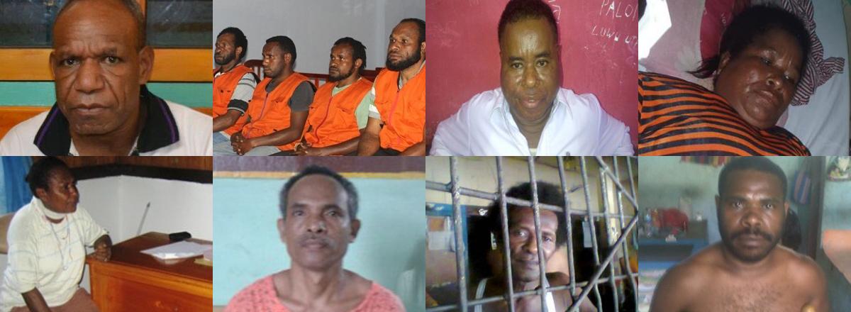 Open the Gates: Politische Gefangene inPapua