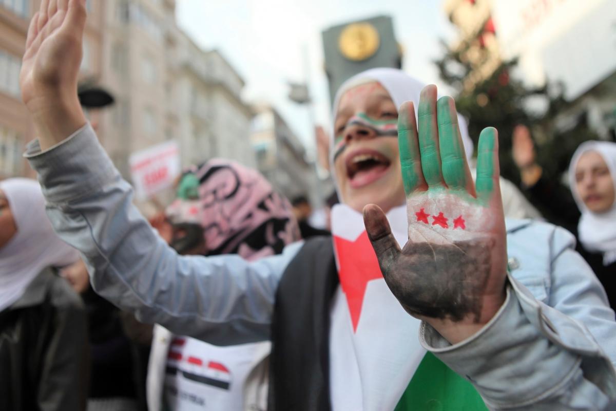 Wer für Syrien ist, muss gegen Putinsein
