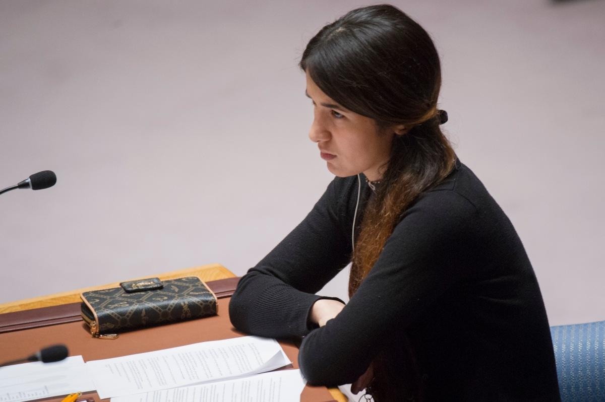 """Yezidin in IS-Gefangenschaft: """"Wir waren nicht mal so viel Wert wieTiere"""""""