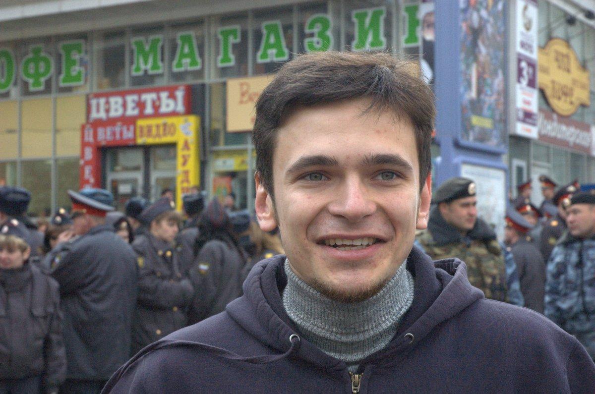 """""""Kadyrow ist Putins Achillesferse"""" – Ein Abend mit IljaJaschin"""