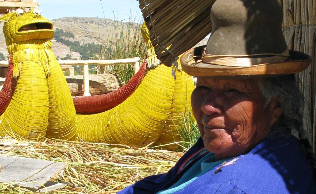 Peru: Aufschwung mit zweiGesichtern