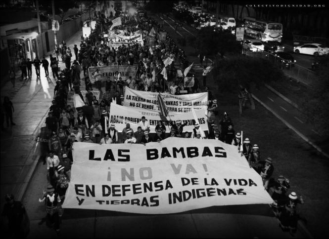 Foto: Colectivo Dignidad via Facebook