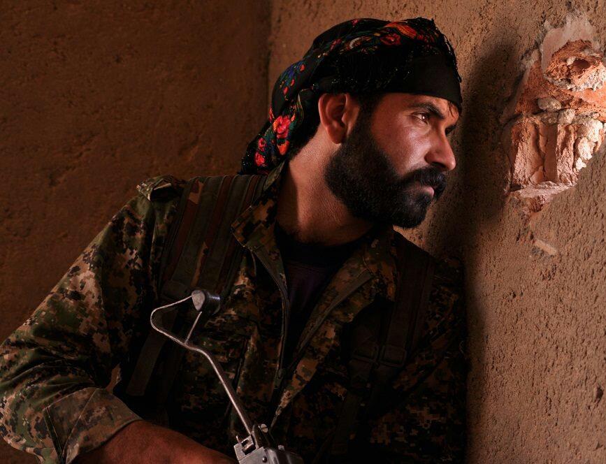 """""""Viele Kurden haben an diesem Taggezittert"""""""