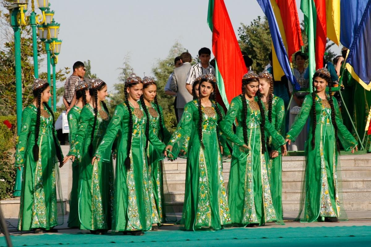 Die kleinen Völker Syriens: Tscherkessen undTurkmenen