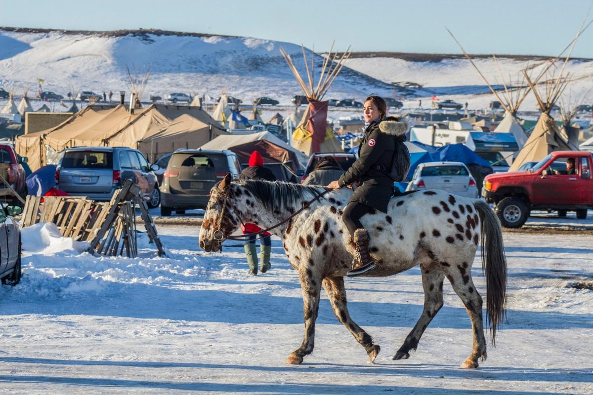 Unterbrochen aber nicht abgebrochen: Der Widerstand gegen die Dakota Access Pipeline gehtweiter