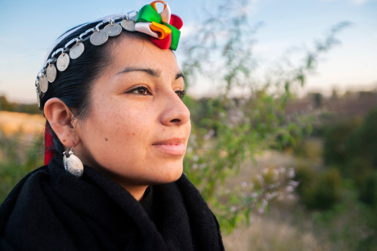 """Chile: Wenn die """"Sprache der Erde""""verschwindet"""