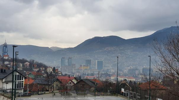 Smog in Sarajevo: Wenn das Atmen zur gesundheitlichen Gefahrwird